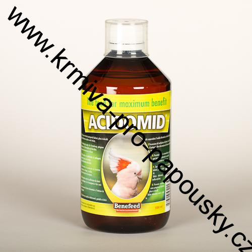 AQUAMID s.r.o. ACIDOMID exot 0,5 l