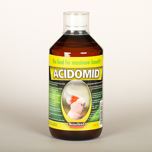 AQUAMID s.r.o. ACIDOMIT exot 0,5 l