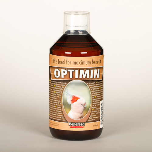 AQUAMID s.r.o. OPTIMIN exot 0,5 l