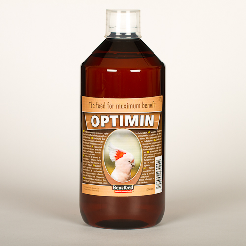 AQUAMID s.r.o. OPTIMIN exot 1 l