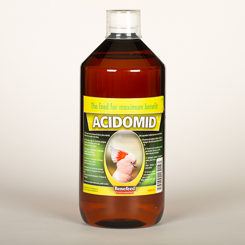 AQUAMID s.r.o. ACIDOMID exot 1 l