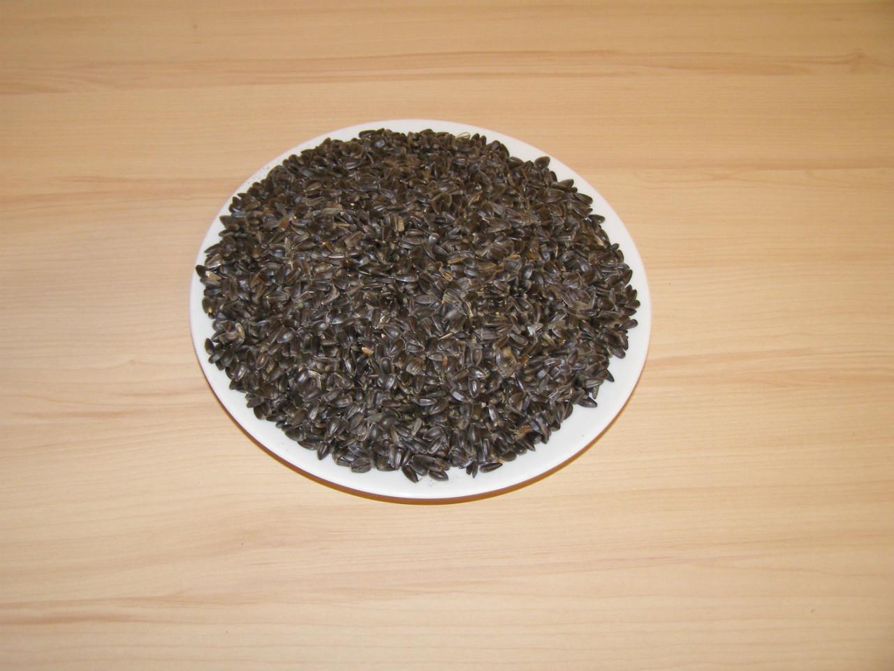 LLC Slunečnice černá střední 1 kg