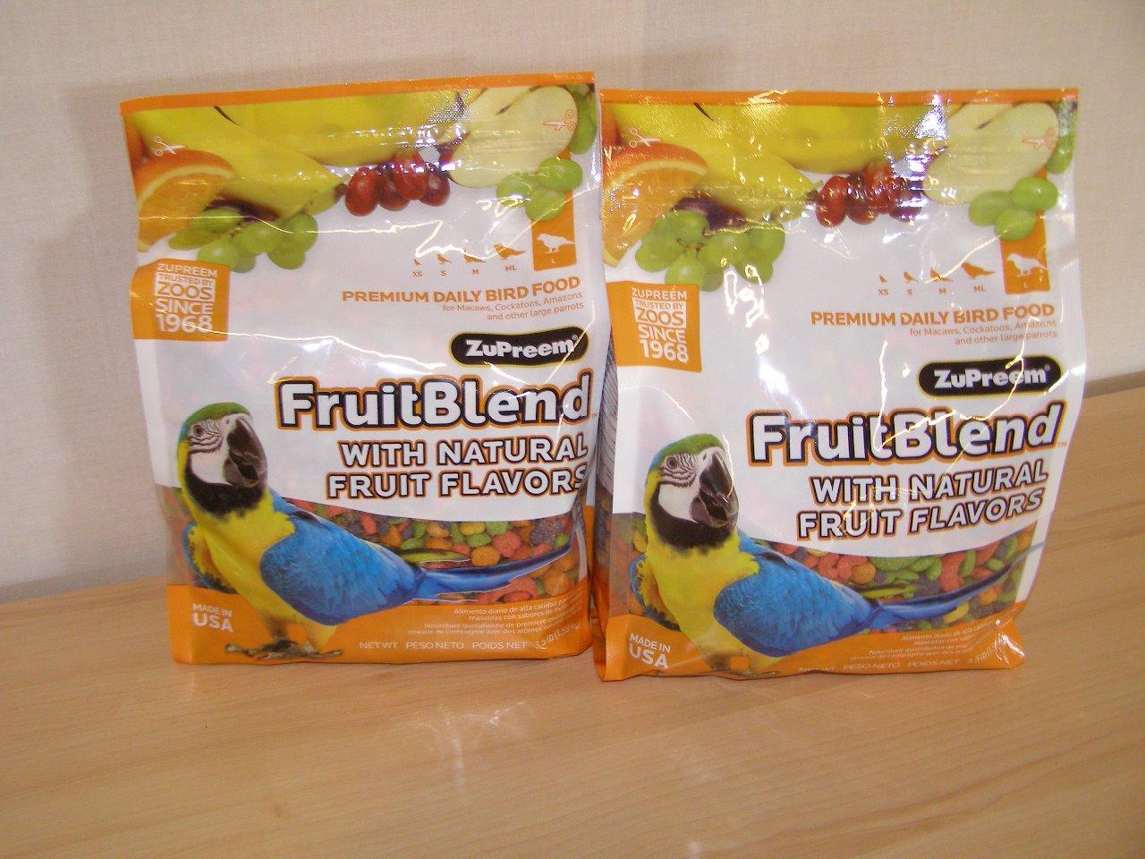Premium Nutritional Products Granule ZuPreem FruitBlend L 1,6 kg