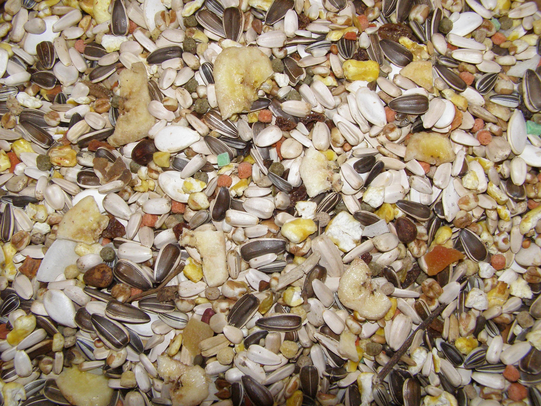 Beduco 64 Deli Nature pro střední a velké papoušky s ovocem 3 kg
