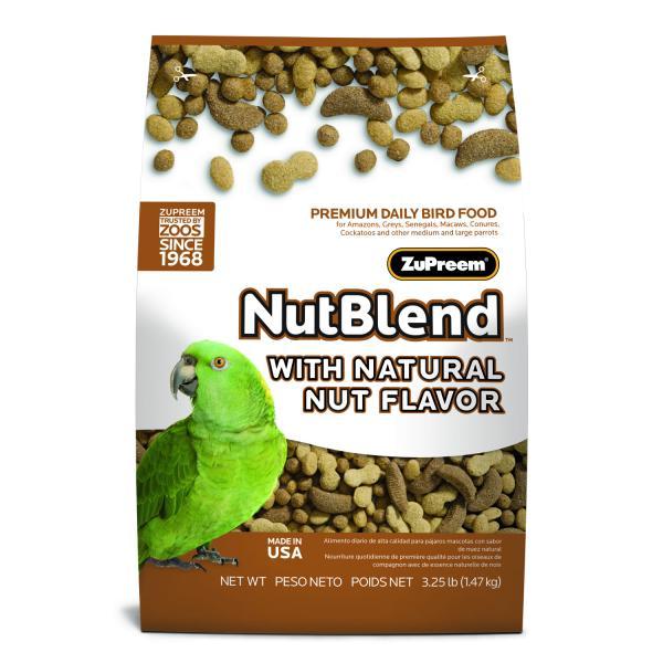 Premium Nutritional Products Granule ZuPreem NutBlend 7,94 kg - na dotaz
