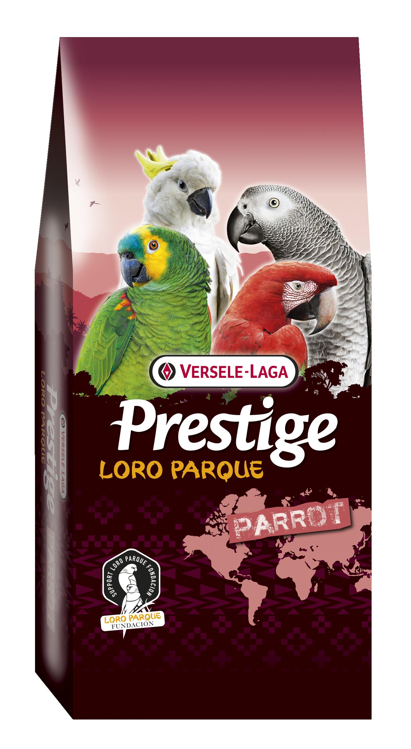 VERSELE-LAGA Amazone Parrot Loro Parque Mix 15 kg