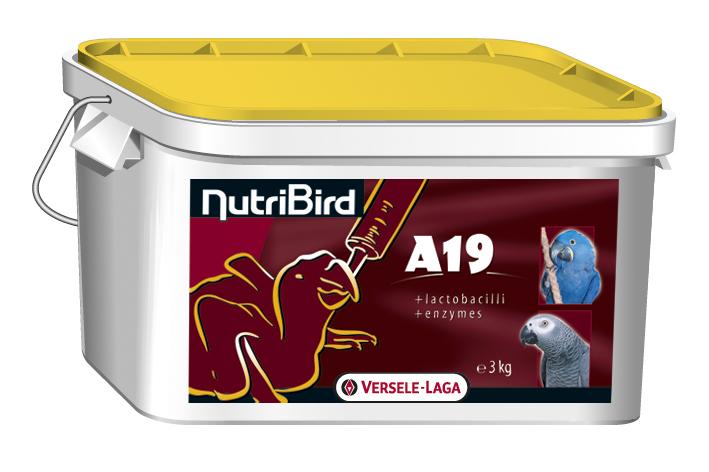 VERSELE-LAGA Dokrmovací směs NutriBird A19 3 kg