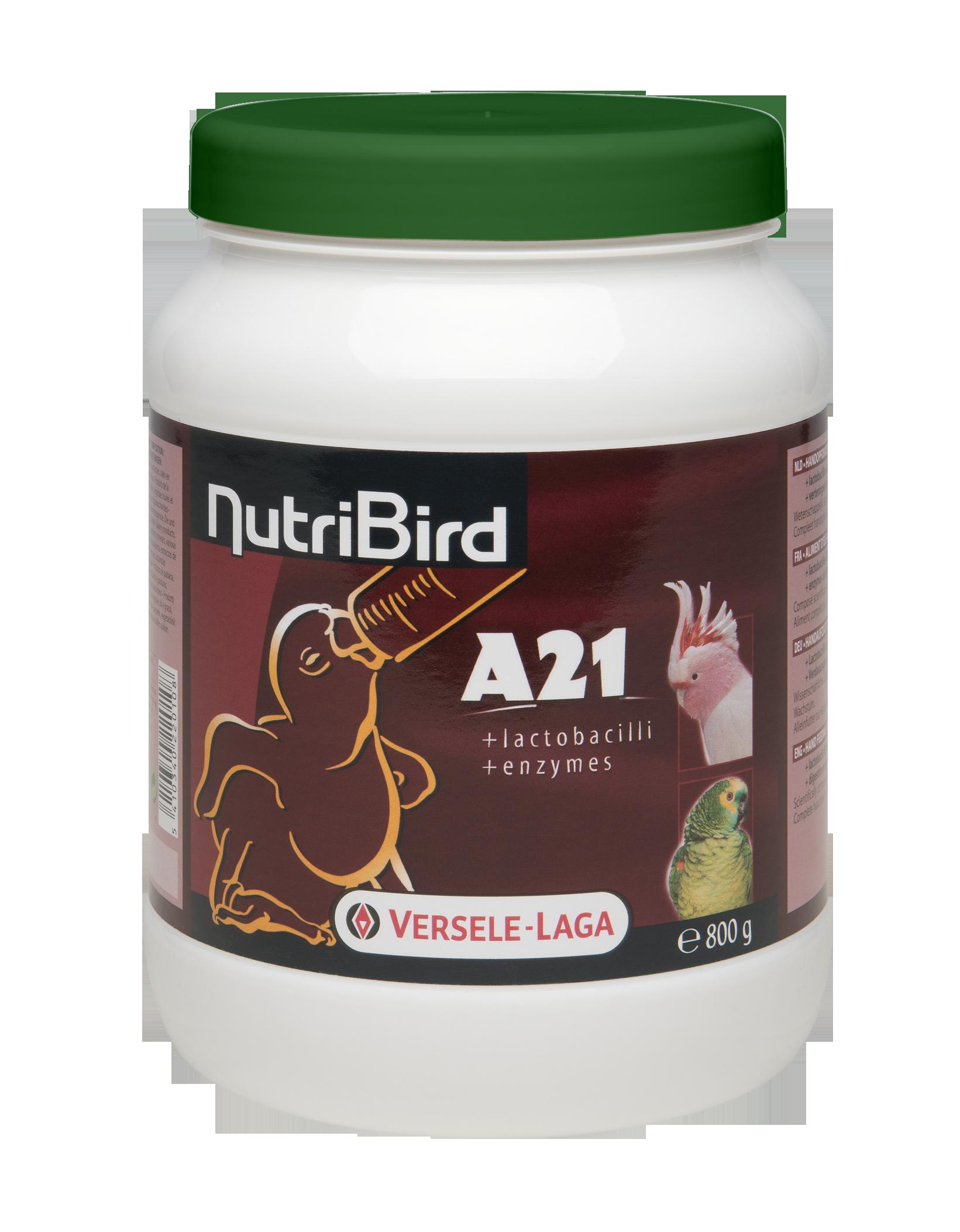 VERSELA-LAGA Dokrmovací směs NutriBird A21 800 g