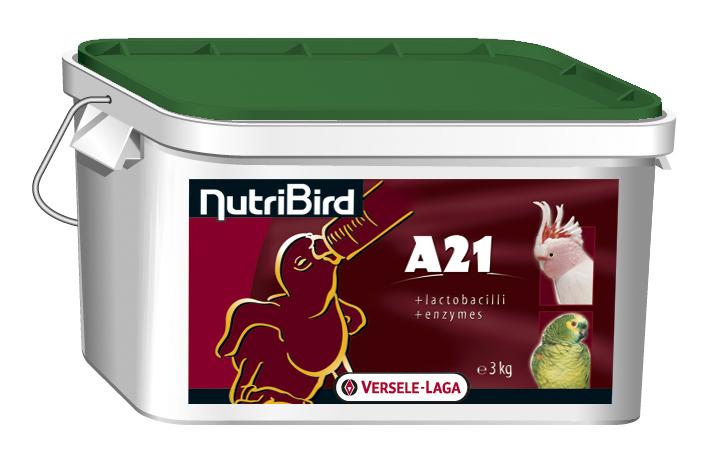 VERSELE-LAGA Dokrmovací směs NutriBird A21 3 kg