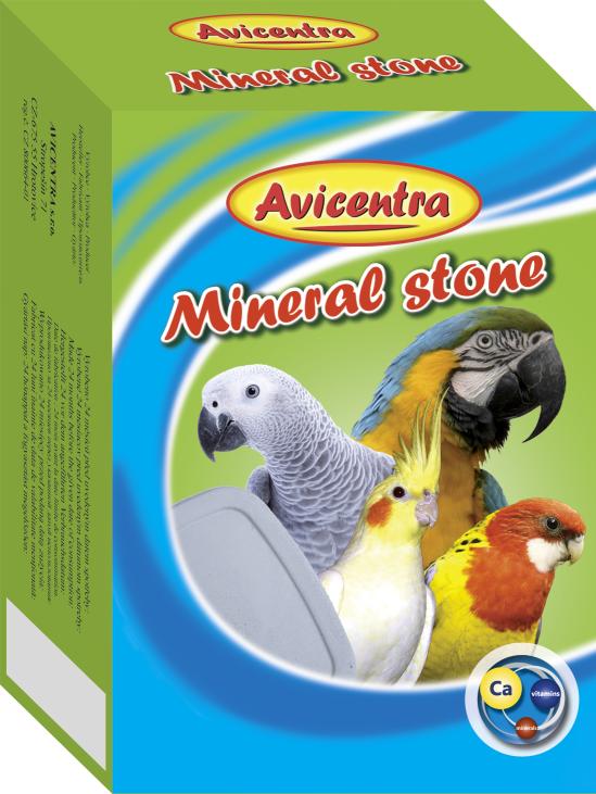 Avicentra s.r.o. Minerální kámen pro papoušky - velký 170 g