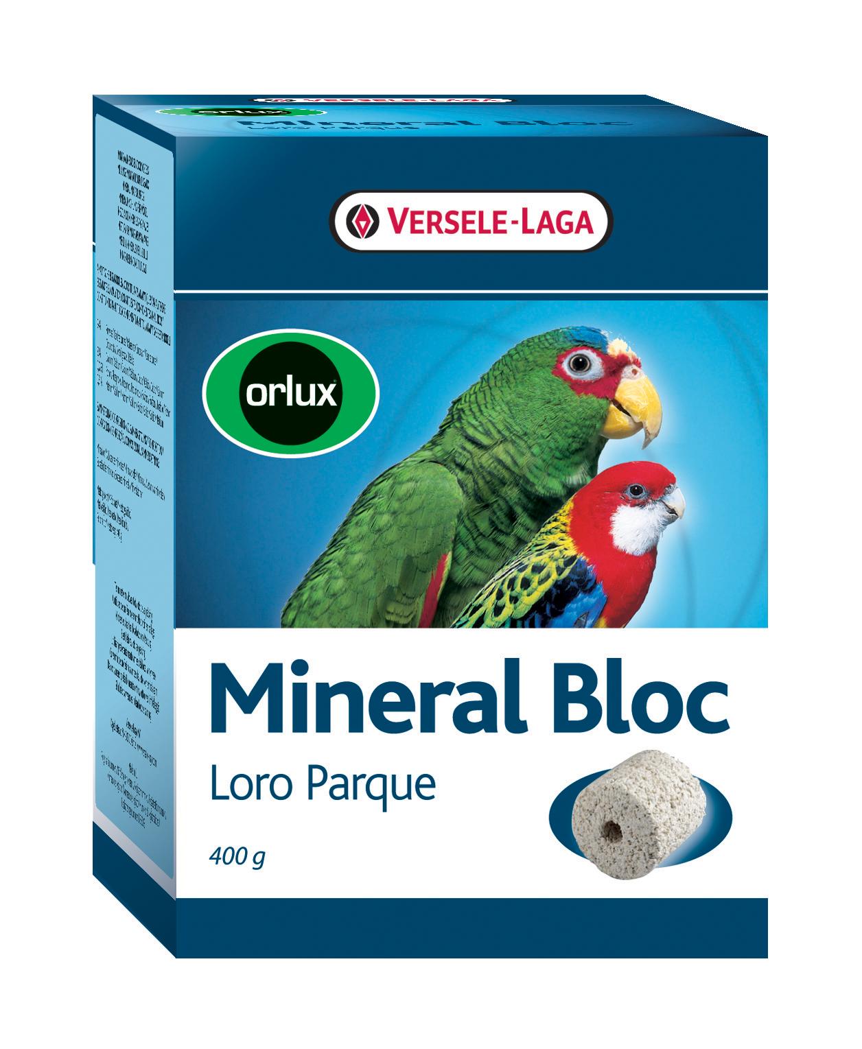 VERSELE-LAGA ORLUX Mineral Bloc Loro Parque 400 g