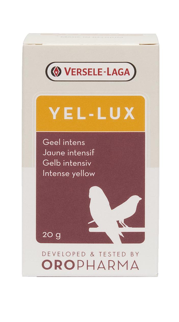 VERSELE-LAGA ORLUX Yel-lux žluté barvivo 20 g