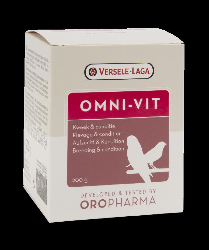 VERSELE-LAGA Omni - vit speciální směs vitamínů a aminokyselin 200 g