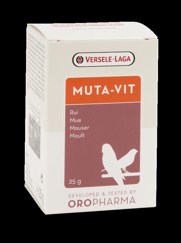 VERSELE-LAGA Muta - vit speciální směs vitamínů a aminokyselin s biotinem 25 g