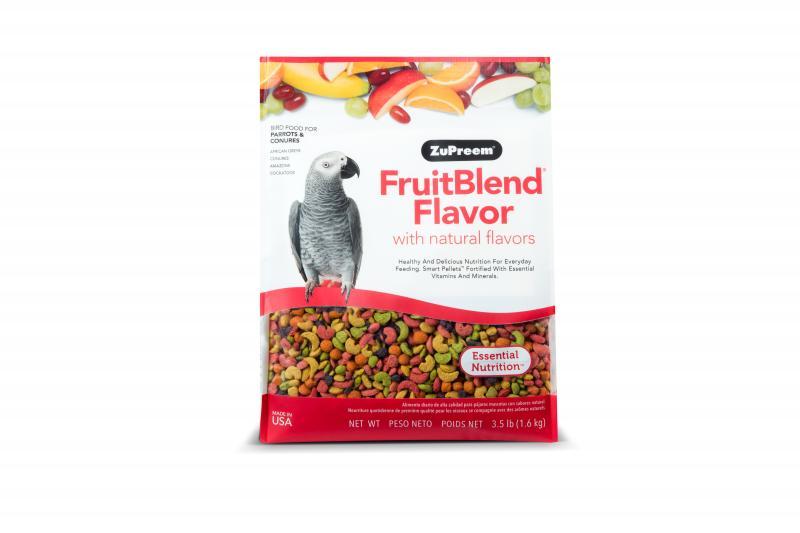Premium Nutritional Products Granule Zupreem FruitBlend M/L 1,6 kg