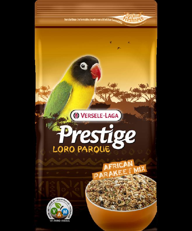 VERSELE-LAGA Prestige Loro Parque African Parakeet Mix 1 kg pro malé africké papoušky