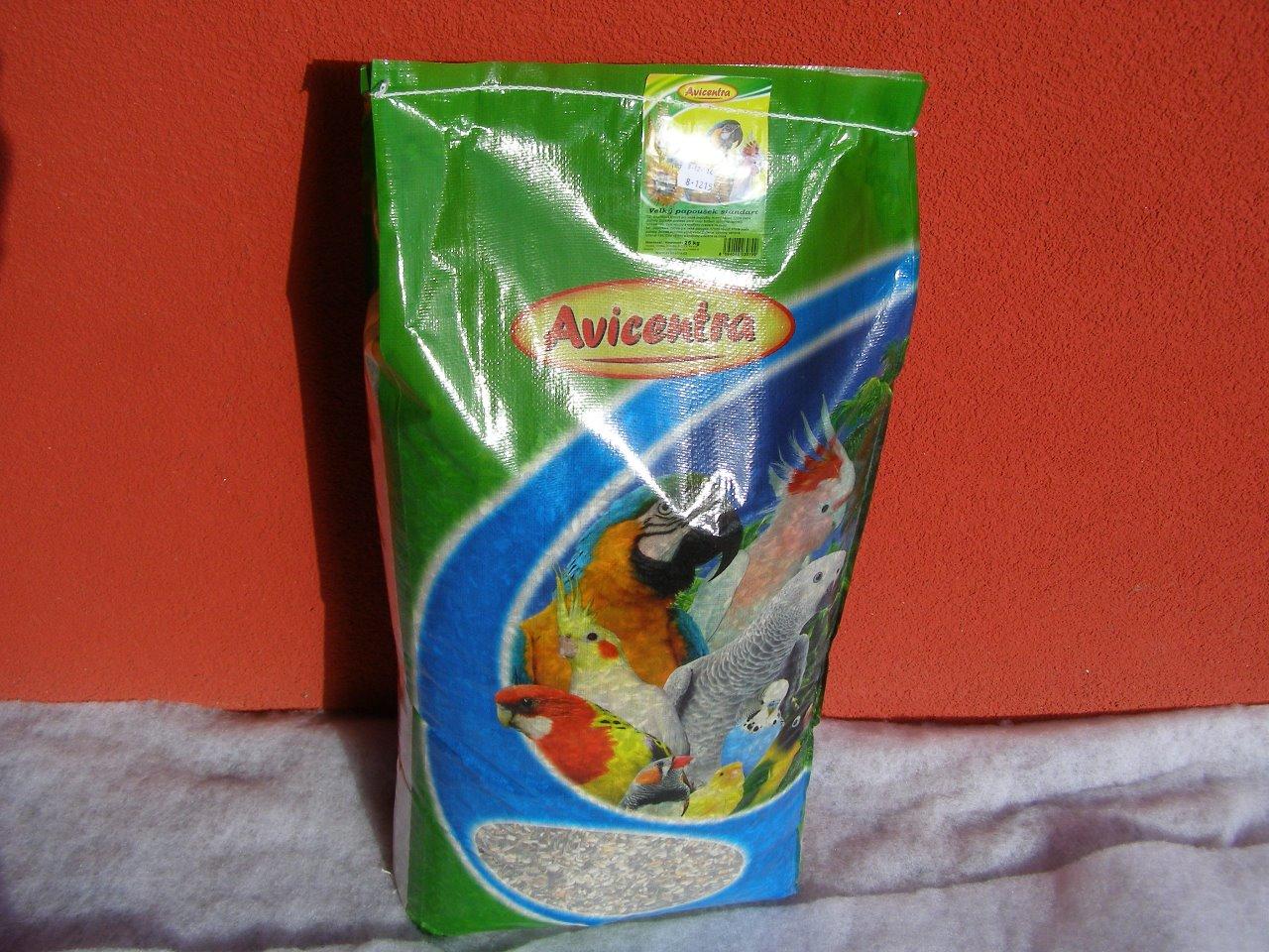 Avicentra s.r.o. Velký papoušek classic 25 kg