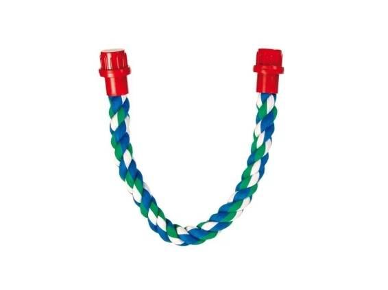 Trixie houpačka bavlněné lano 37 cm / 16 mm
