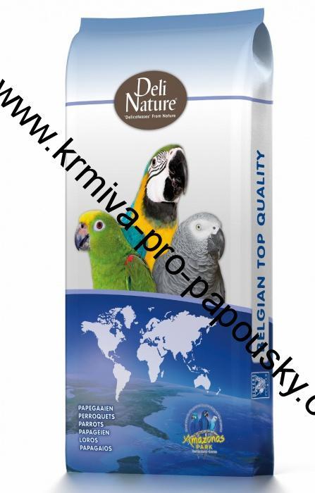 Beduco 27 Deli Nature směs luštěnin vhodná ke klíčení a vaření pro středně velké a velké papoušky 15 kg
