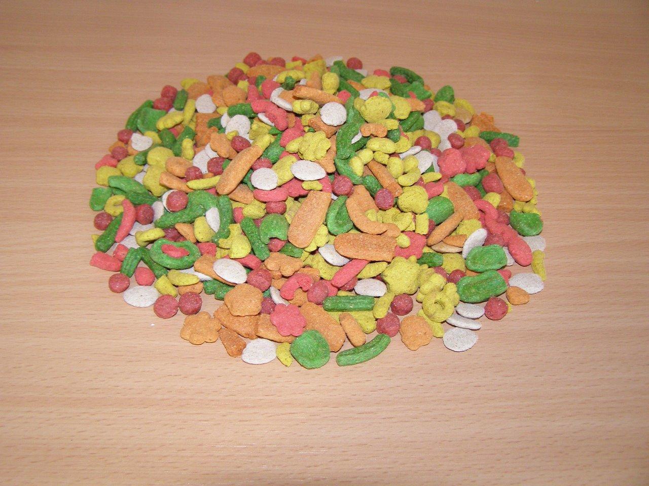 Kaytee Products Granule Exact Rainbow Parrot Chunky s DHA 3 kg