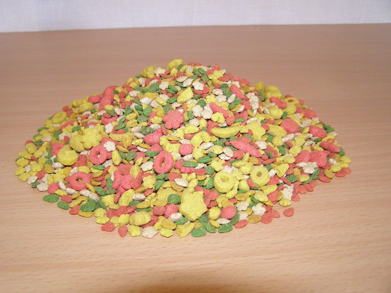 Kaytee Products Granule Exact Rainbow Parrot s DHA 3kg